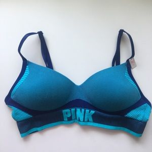 NWT PINK Victoria's Secret Padded Bra